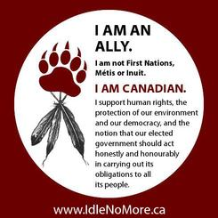 Indigenous Ally